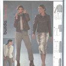 Burda Sewing Pattern 8850 Misses Sizes 8-18 Wardrobe Jacket Vest Pants Skirt