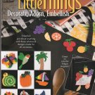 Annie's Attic Crochet: Little Things: Decorate Adorn Embellish Fridgies 879541