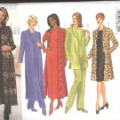 Butterick Sewing Pattern 5753 Misses Size 20-24 Easy Classic Wardrobe Jacket Duster Dress Top Pants