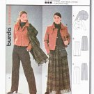 Burda Sewing Pattern 8847 Misses Sizes 8-18 Wardrobe Jacket Skirt Pants