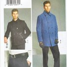 "Vogue Sewing Pattern 9041 Men's Chest Size 34-40"" Lined Double Breasted Jacket Pants Trousers"