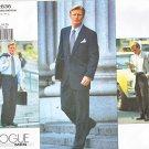 Vogue Sewing Pattern 2836 Mens Chest Size 38-40-42 Jacket Pants Trousers Suit Sportscoat