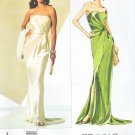 Vogue Sewing Pattern 2929 Misses Size 4-6-8 Bellville Sassoon Evening Gown Formal Dress Train