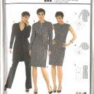 Burda Sewing Pattern 8285 Misses Size 10-22 Jacket, Duster,  Dress