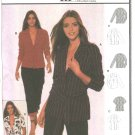 Burda Sewing Pattern 8674 Misses Size 10-22 Princess Seam Lined Raglan Sleeve Jacket