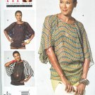 Vogue Sewing Pattern 1291 Misses'/Women's Plus Size 10-32W Sandra Betzina Easy Pullover Top