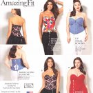 Simplicity Sewing Pattern 1183 Misses Sizes 10-18 Amazing Fit Corset A-DD Bust Cups