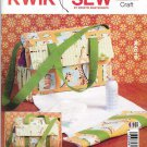 Kwik Sew Sewing Pattern 4019 Babies Infant Diaper Bag Detachable Changing Pad