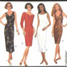 Butterick Sewing Pattern 6838 Misses Size 6-8-10 Easy Classic Straight Sheath Dress Sleeve Options