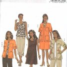 Butterick Sewing Pattern 5618 Womans Size 22W-28W Easy Wardrobe Jacket Top Dress Pants