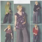 Butterick Sewing Pattern 5964 Misses Size 6-14 Easy Maternity Leggings Pants