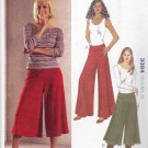 Kwik Sew Sewing Pattern 3384 Misses Sizes XS-XL (approx 6-22) Gauchos Culottes Wide Leg Pants