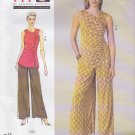 Vogue Sewing Pattern 1452 Misses'/Women's Plus Size 10-32W Sandra Betzina Easy Sleeveless Top Pants