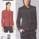 Vogue Sewing Pattern 1418 V1418 Misses'/Women's Plus Size 10-32W Sandra Betzina Button Front Jacket