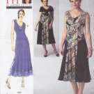 Vogue Sewing Pattern 1391 Misses'/Women's Plus Size 10-32W Sandra Betzina Dress Detachable Capelet