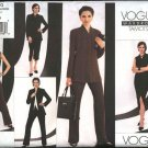 Vogue Sewing Pattern 2770 Misses Size 20-22-24 Tamotsu Wardrobe Jacket Top Skirt Pants