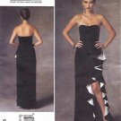 Vogue Sewing Pattern 1426 Misses Size 6-14 Badgley Mischka Strapless Evening Gown
