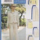 Butterick Sewing Pattern 5941 Misses Size 8-12 Easy Wardrobe Jacket Top Shell Straight Skirt Pants