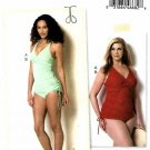Butterick Sewing Pattern 6360 Woman's Plus Size 18W-24W Lisette Swimsuit Tankini Bikini Bottoms