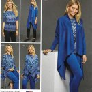 Simplicity Sewing Pattern 8021 Misses Sizes 4-26 Easy Knits Pants Top Cardigan