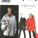 Simplicity Sewing Pattern 8536 Misses Sizes 6-16 Button Front Long Sleeve Jackets Tote