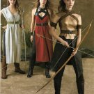 Simplicity Sewing Pattern W0109 0109 8074 Misses Size 6-14 Cosplay Warrior Costumes