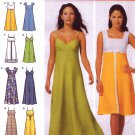 Simplicity Sewing Pattern 4996 Misses Size 6-8-10-12 Summer Dresses Sundress