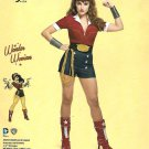 Simplicity Sewing Pattern W0110 0110 8196 Misses Size 6-14 DC Comics Bombshells Wonder Woman Costume
