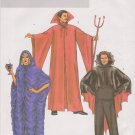 "Butterick Sewing Pattern 4259 Mens Misses Unisex Chest Size 42-48""  Devil Vampire Gothic Costumes"