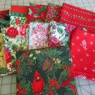 Moonwishes Stash Builders Christmas Fat Quarters #MW-CSB-002 Assorted Handcut Fabrics