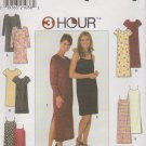 Simplicity Sewing Pattern 7905 Misses Size 10-14 Pullover Slipdress Dress Sleeve Length Options