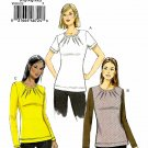 Vogue Sewing Pattern 9205 V9205 Misses Sizes 16-26 Easy Knit Pullover Tops