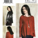 Vogue Sewing Pattern 9207 V9207 Misses Sizes 4-14 Easy Knit Pullover Top Marci Tilton