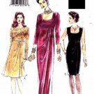 Vogue Sewing Pattern 9365 Misses Size 12-16 Easy Dress Neckline Sleeve Length Options