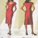 Vogue Sewing Pattern 2943 V2943 Misses Size 16-20 Bellville Sassoon Short Formal Party Dress