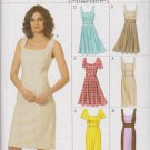 Vogue Sewing Pattern 8648 V8648 Misses Size 14-22 Easy Sleeve Skirt Summer Lined Dress Options