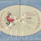 Love's Messenger Gift Box Victorian Valentine Reproductions Book