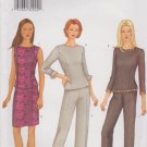 Butterick Sewing Pattern 6713 B6713 Misses Size 6-10 Easy Top Skirt Pants