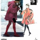 Vogue Sewing Pattern 2774 V2774 Misses Size 16-22 Jennifer George Swing Coat Hood