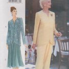Vogue Sewing Pattern 9596 V9596 Misses Size 14-16-18 Easy Top Skirt Pants Formal