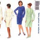 Butterick Sewing Pattern 5628 B5628 Womans Plus Size 28W Fitting Shell Straight Dress