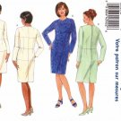 Butterick Sewing Pattern 5628 B5628 Womans Plus Size 32W Fitting Shell Straight Dress