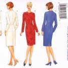 Butterick Sewing Pattern 5627 B5627 Misses Size 6 Fitting Shell Straight Long Sleeve Dress
