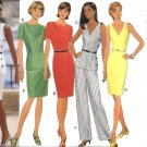 Butterick Sewing Pattern 4048 Misses Size 18-20-22 Easy Classic Wardrobe Dress Top Skirt Pants