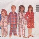 Butterick Sewing Pattern B3710 3710 Boys Girls Sizes 12-14 Robe Pajamas