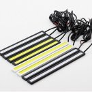 High Quality 20cm Car COB LED DRL Driving Daytime Running Safety Fog Light Lamp