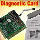 PC Diagnostic Check Hardware Analyzer POST CODE Tester Testing Card