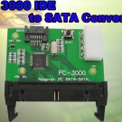 PC 3000 PC3000 SATA Repair Tools HD HDD Hard Drive to IDE Converter Adaptor
