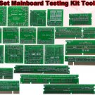 Full Desktop Notebook Mainboard Hardware Test CPU Memory DDR SD PCI Slot Tester