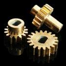 3 pcs MMI Mechanism Screen gear repair kit Audi A8 S8 Car 4E0857273D